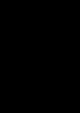 SVG形式 A4 , B4 ( マッピング ...